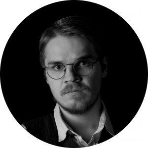 Ivo Krustok portree